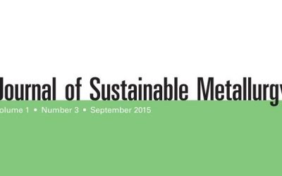 Journal of Sustainable Metallurgy obtains Impact Factor of 2,109
